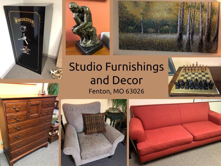 Studio Furnishings and Decor