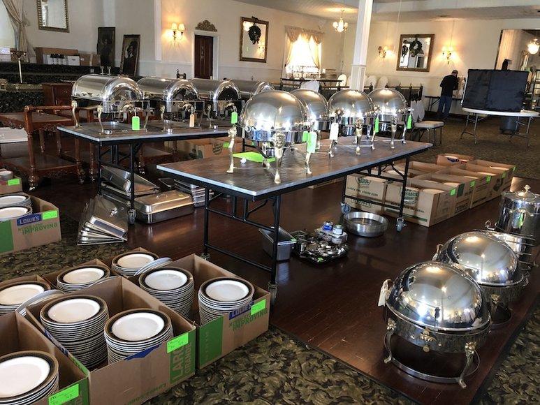 Twin Lanterns Banquet Center