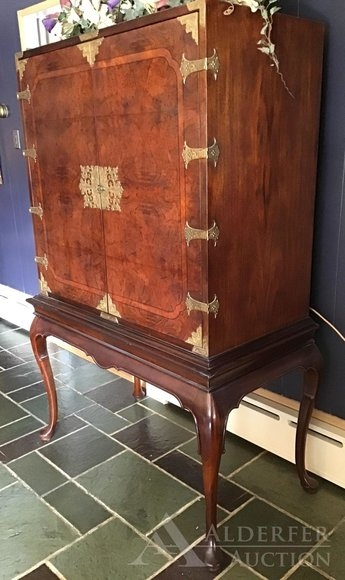 Alderfer Online - Lansdale, PA: 12-5-19 | Features Fine Home Furnishings Including Henredon China Cabinet, Lladro Figurines, Oriental Area Rugs, Oil Paintings, Turquoise Jewelry & More