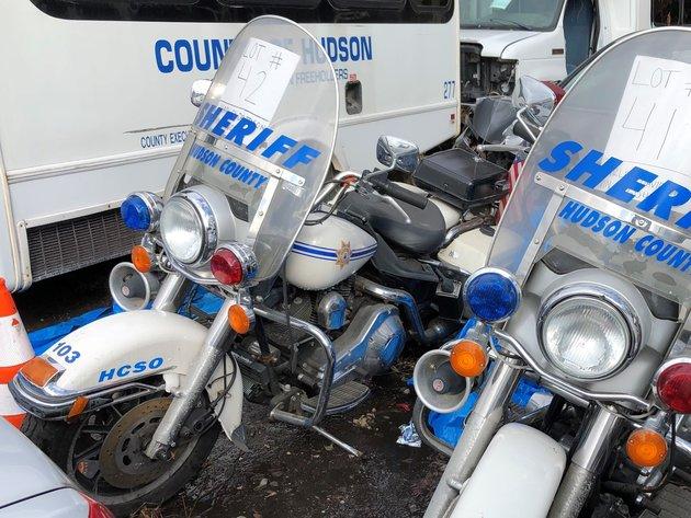 Hudson County Surplus & Seized Vehicle Auction