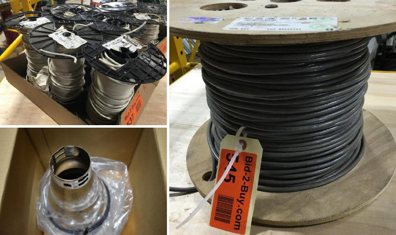 Electrical Contractor Overstock