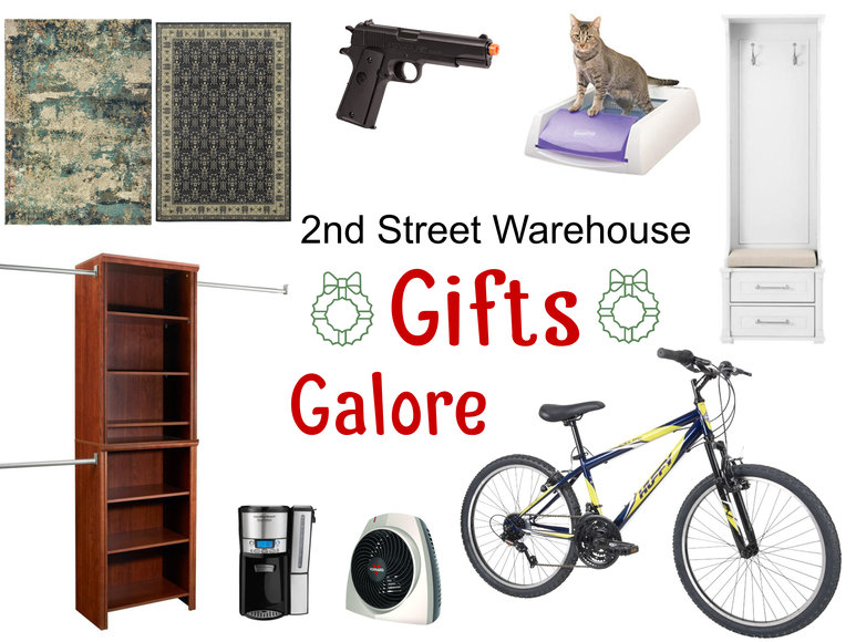 2nd Street Warehouse - Gifts Galore