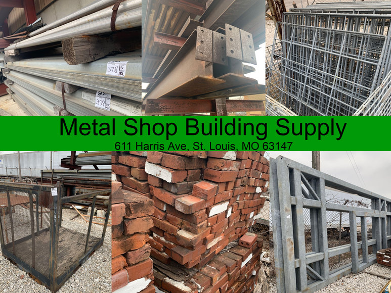 Metal Shop Building Supply
