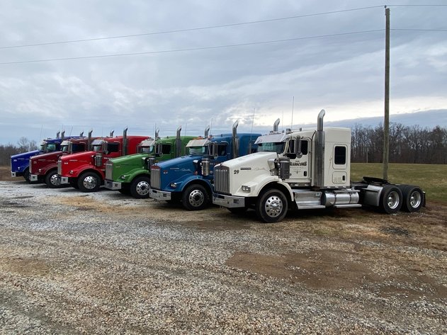Late Model Road Tractors & Trailers