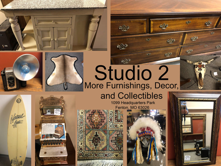 Studio 2: More Furnishings, Decor, and Collectibles