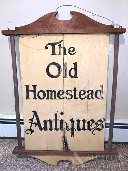 Alderfer Online - Riegelsville, PA, PART 3 of 3: 12-17-19 | Stunning Collections Include Coverlets, Quilts, Furnishings, Miniatures, Rugs, Pottery, Stoneware, Folk Art, Candy Containers, Dolls, Bird Houses & More