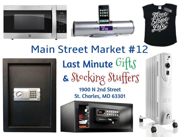 Main Street Market #12: Gifts & Stocking Stuffers