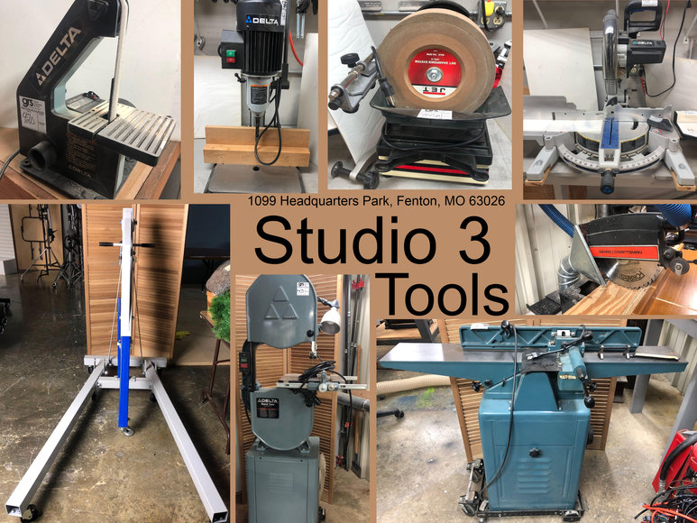 Studio 3: Tools & Workshop