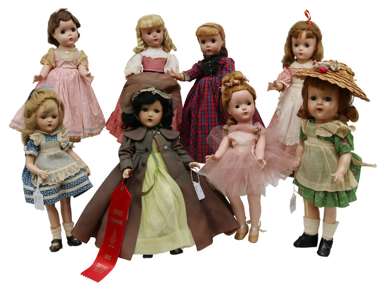 1930's - 2000's Modern & Collectible Dolls | January 14, 2020 at 8:00 PM