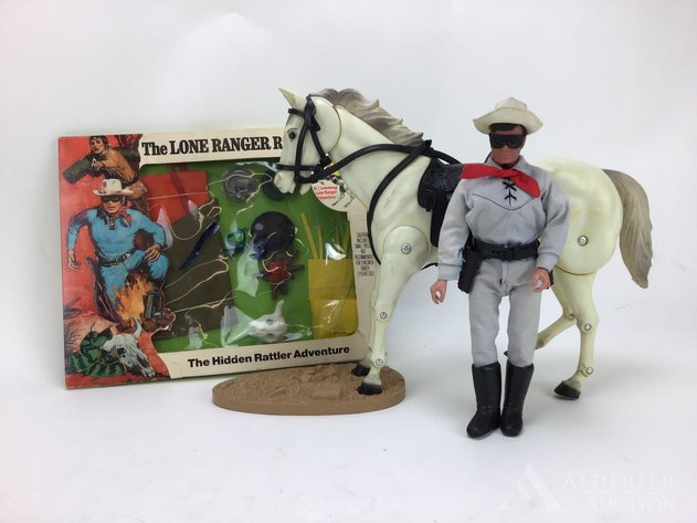 Lone Ranger Collection | January 9, 2020 at 8:00 PM