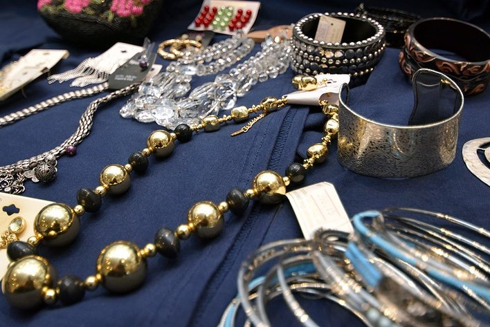 A Large Inventory of Costume Jewelry