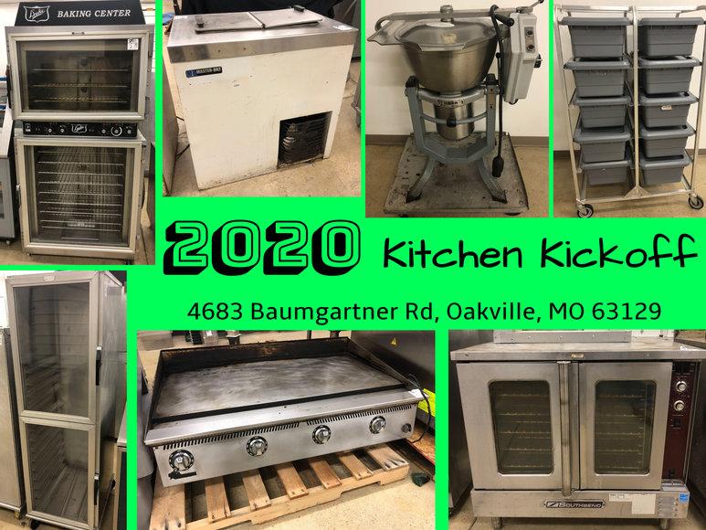 2020 Kitchen Consignment Kickoff