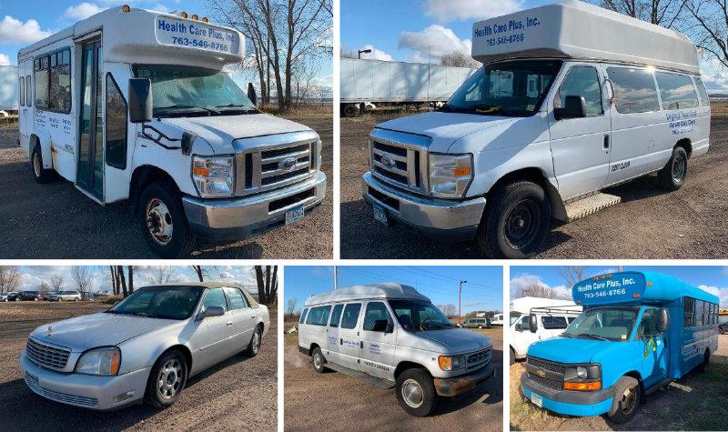 Transportation Company Inventory Reduction