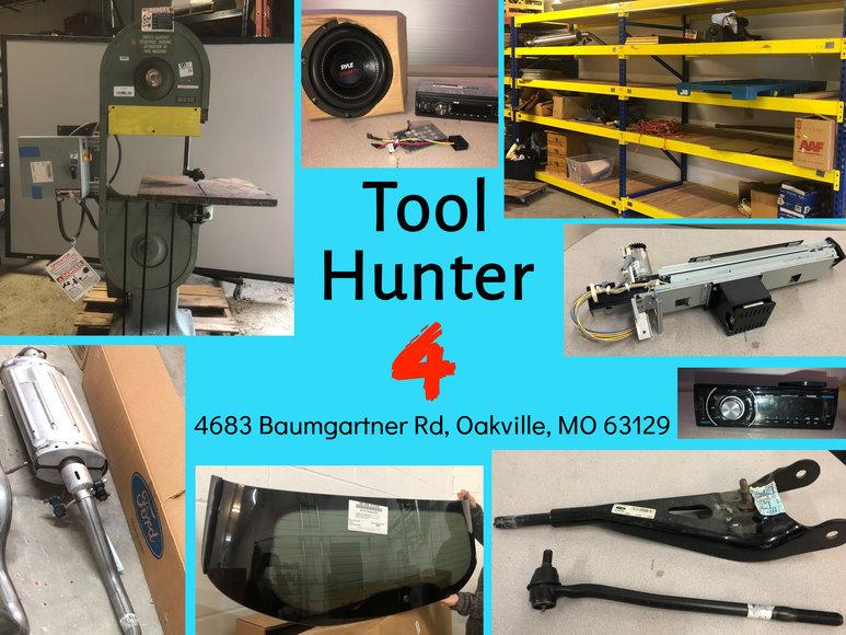 Tool Hunter 4