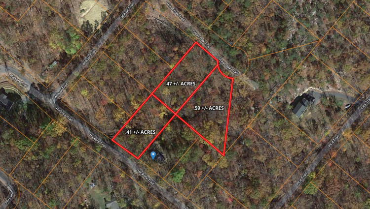3 Adjacent Winchester, VA Building Lots Totaling 1.47 +/- Acres Selling to the Highest Bidder!!--ONLINE ONLY BIDDING