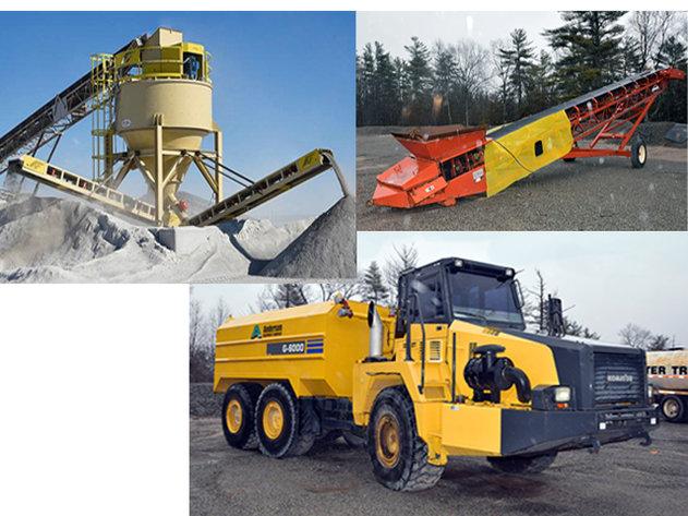Stone Quarry Processing Equipment