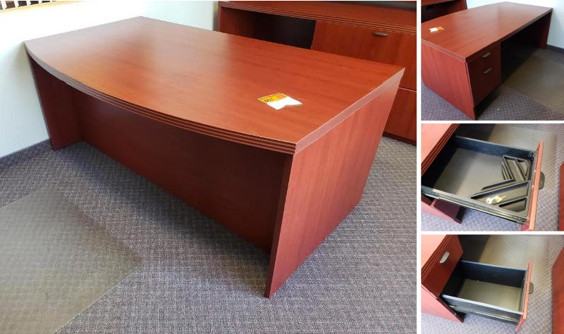 Office Furniture: Reception Counter