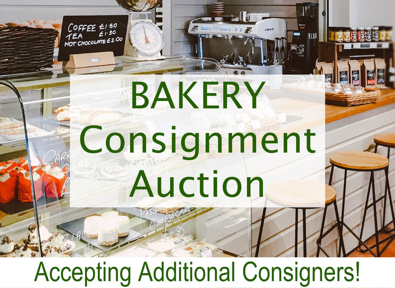 COMING SOON: Bakery Consignment - Accepting Additional Consignments!