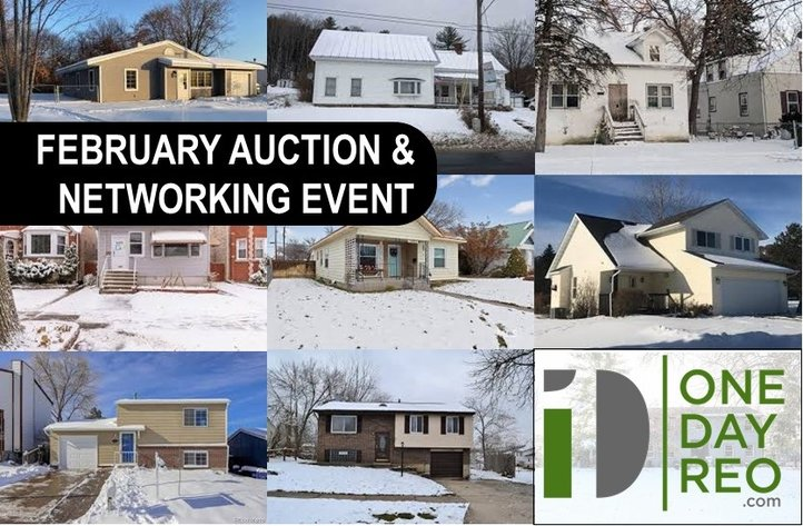Central & Northern New Jersey Property Auction