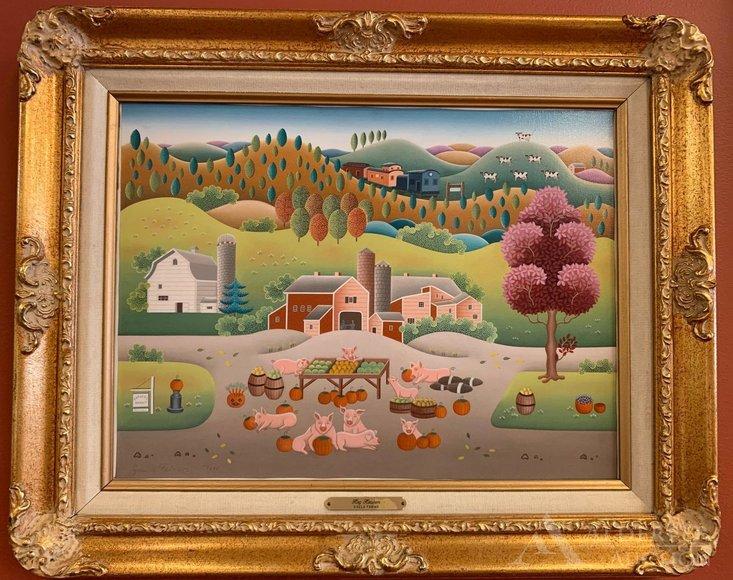 Carol Schwartz Gallery Liquidation Part Two | January 23, 2020 at 8:00 PM