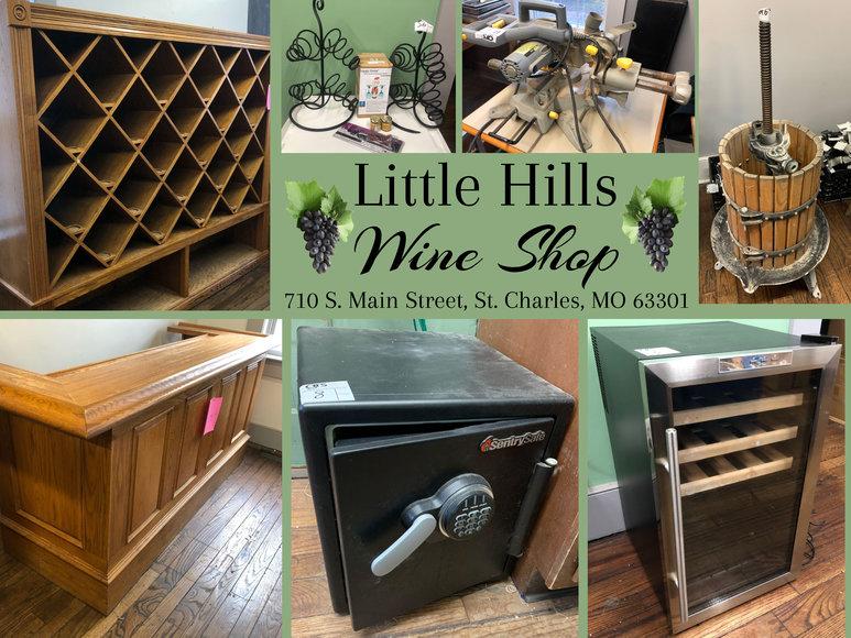 Little HIlls Wine Shop