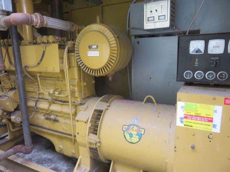 Commercial Generator, Box Truck, Excess Restaurant Equipment