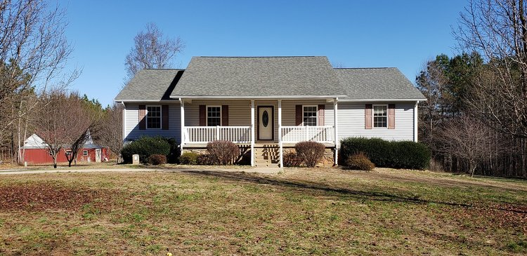 Beautiful Home on 15 Acres - Offered in 2 Tracts