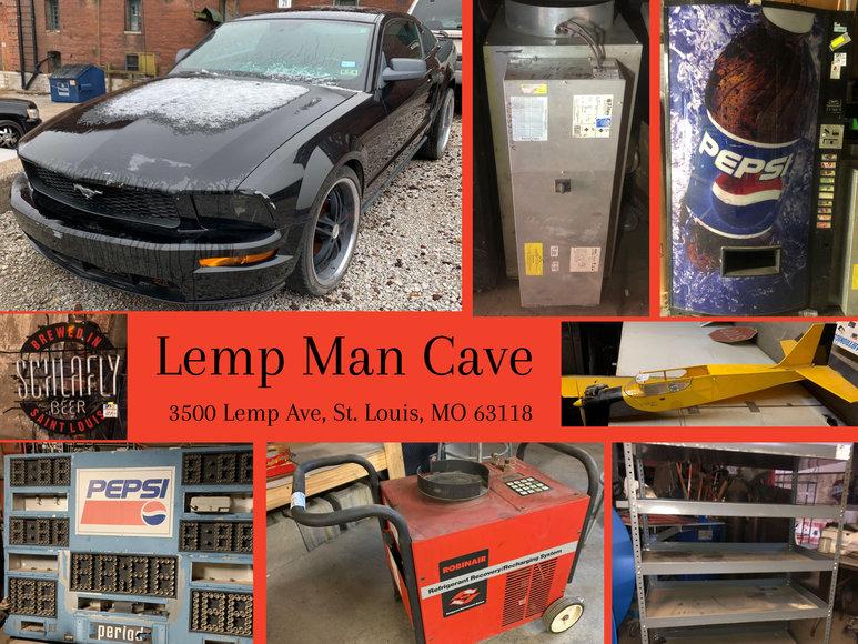 Lemp Man Cave