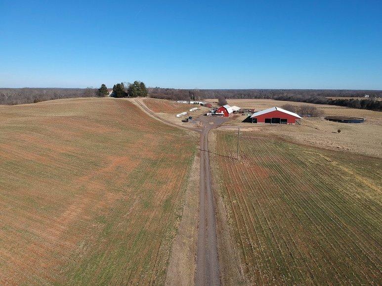 242 Acre Farm near Culpeper VA