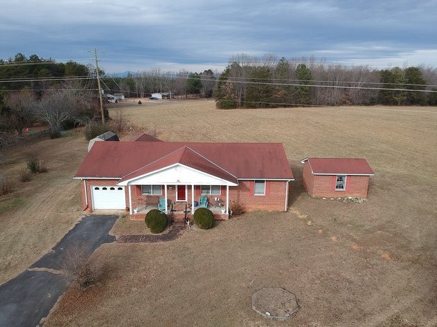 3BR 2BA Home on Large 3.65 Acre Lot