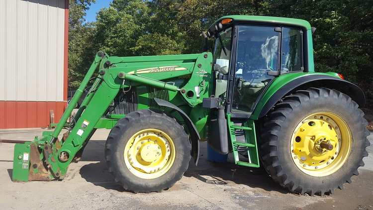 Tractors, Farm Equipment, Vehicles, & More