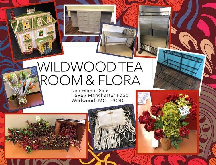 Wildwood Tea Room & Floral
