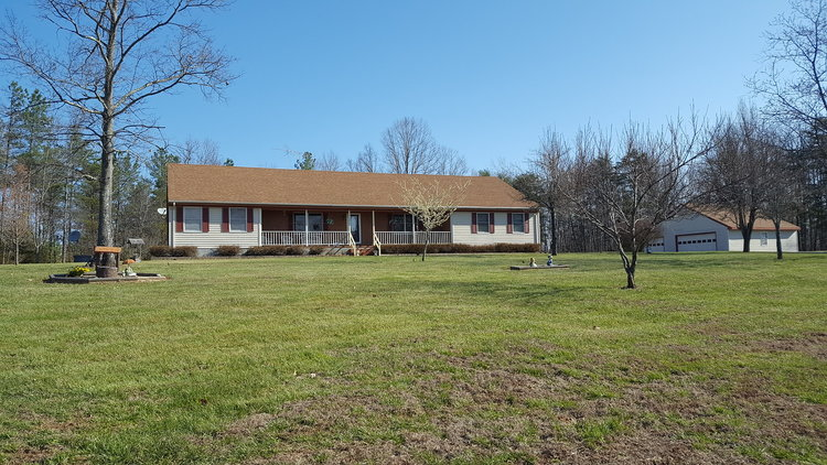 Custom Home and Shop on 3.65 Acres