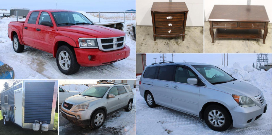 West Fargo Furniture & Consignment Sale