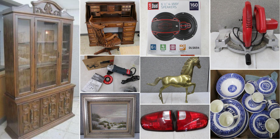 Furniture, Decor, Household, Lawn and Garden, Sporting Goods and More