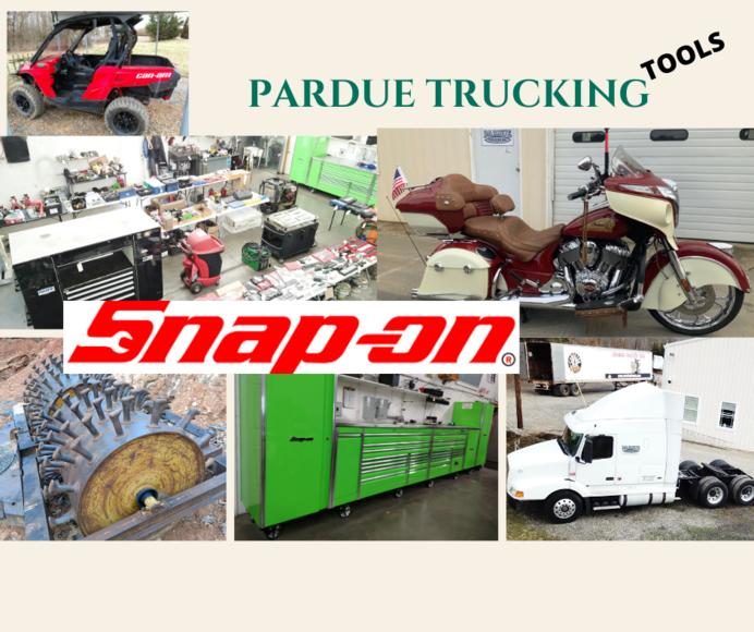 Pardue Trucking Liquidation