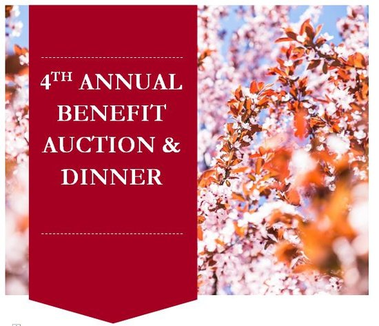 4th Annual Benefit Auction & Dinner!