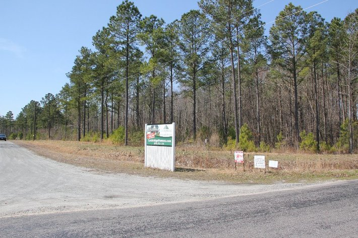 124 Acres and 4 Lots in Carsley Farms