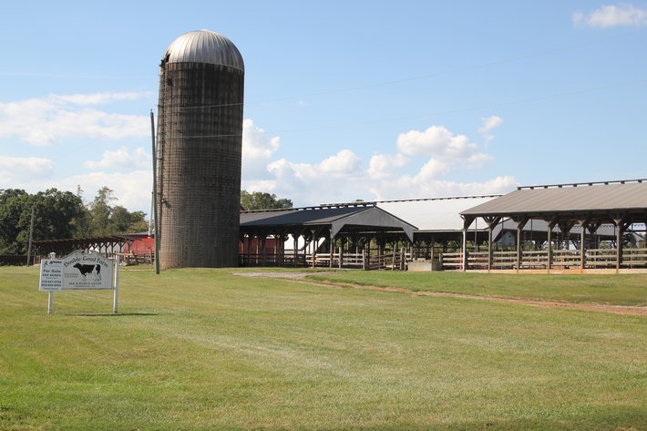 628 Acre  Farm in Bedford County