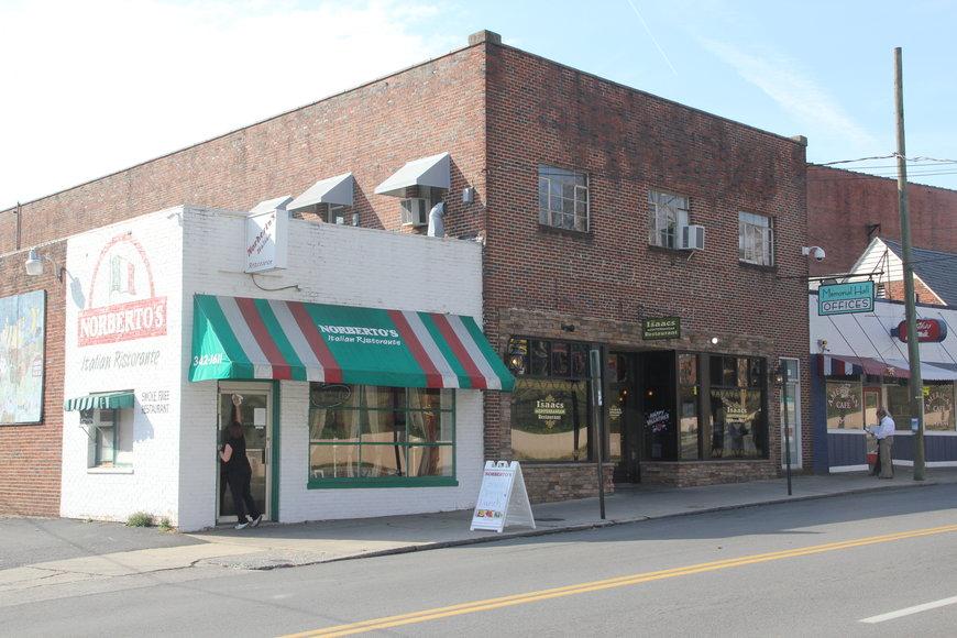 Grandin Village in Roanoke
