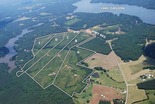 391 Acres near Lake Gaston