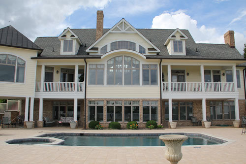 176 Acre Estate in Chatham