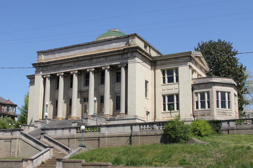 Historic Lynchburg Library