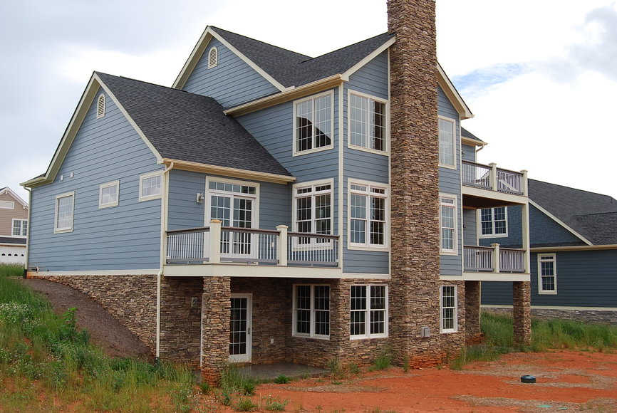 New Home Development In Bedford