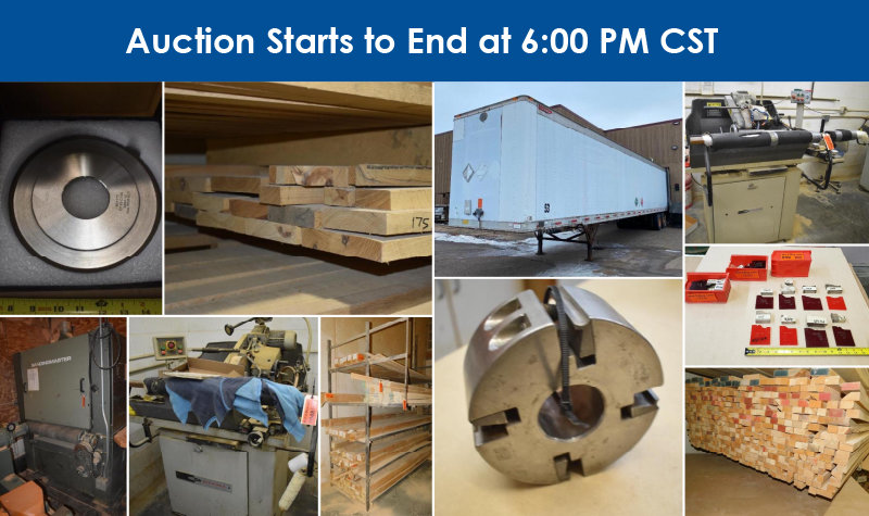 Accent Precision Wood Products Complete Liquidation Phase 2
