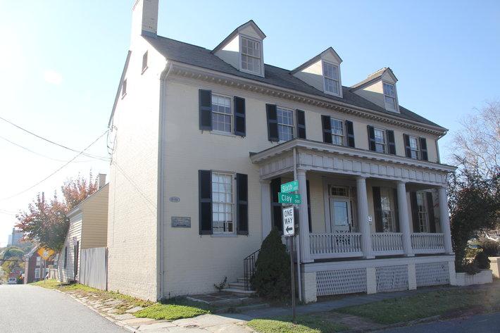 Historic Lynchburg Home on Clay St