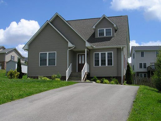 Home In Christiansburg