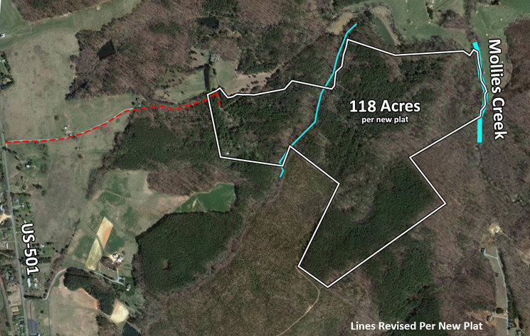 118 Acres in Campbell County