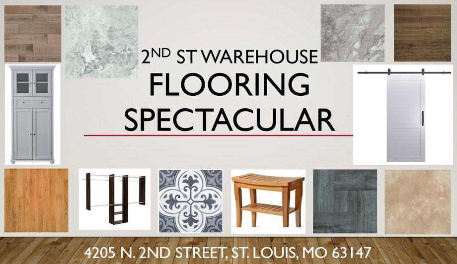 2nd Street Warehouse - Flooring Spectacular