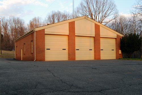 Boonsboro Fire Station